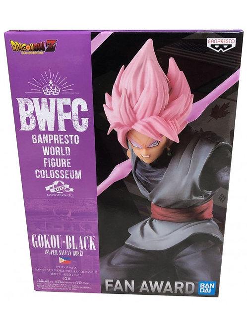 Banpresto BWFC 2018 Goku Black