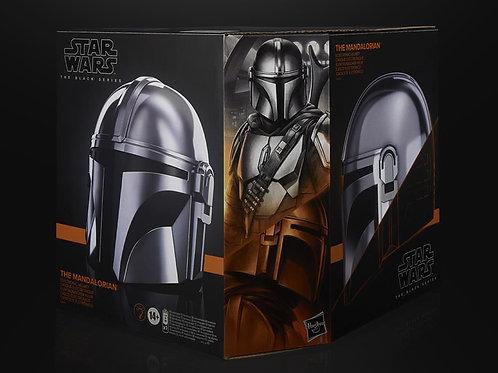 Star Wars The Black Series: Mandalorian - Casco Electronico