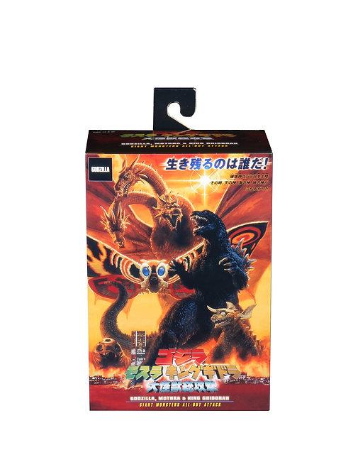 Godzilla Neca Monster All out Attack