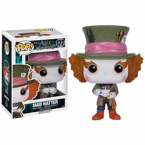 Mad Hatter (sombrerero)