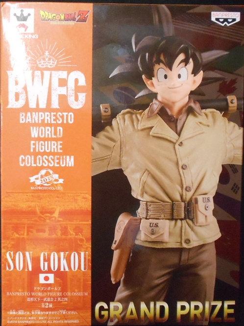 BANPRESTO BWFC 2018 Son Goku