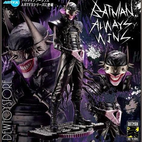 Batman Who Laughs : Kotobukiya