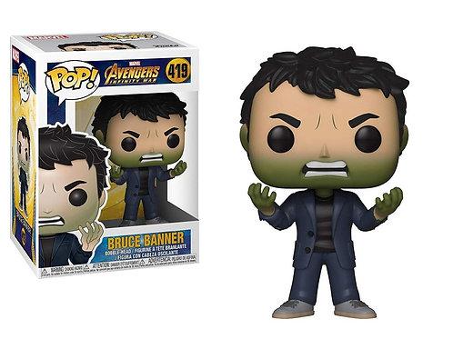 Bruce Banner Infinity War 419