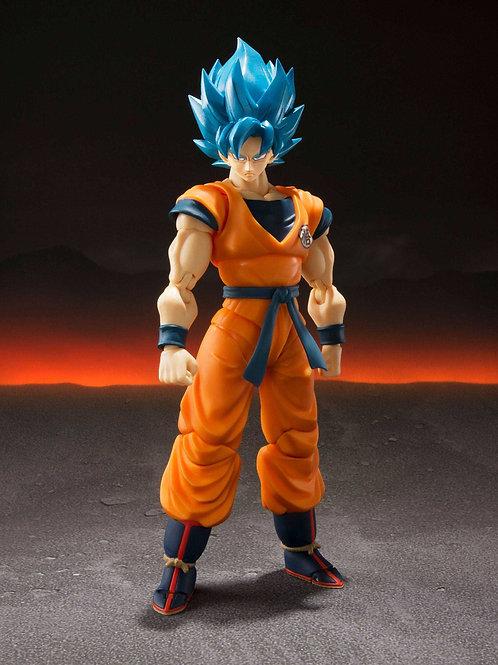 Goku ssgss Sh Figuarts