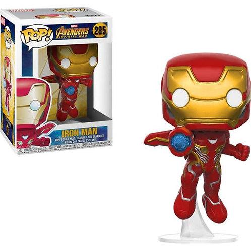 Iron Man Infinity War 285