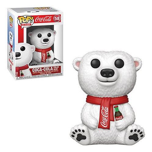 Coca Cola Polar Bear 58