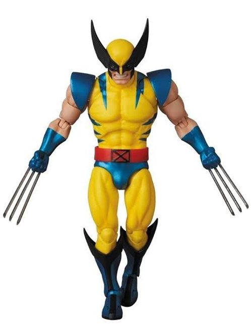 Wolverine X-Men Mafex