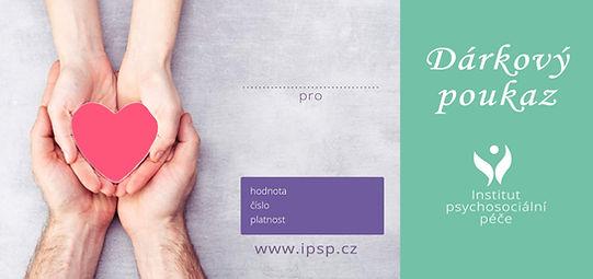 IPSP darkovy poukaz