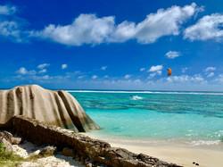 La Digue, Seychelles, Anse Source d´Argent