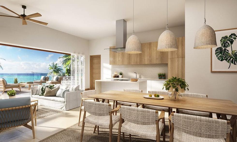Appartement, R+2, acheter à l'ile maurice, vivre à Maurice, Vacances, location ile maurice