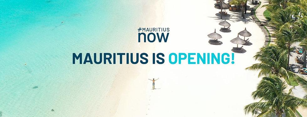 Opening Mauritius