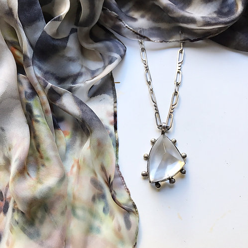 Water Droplet Necklace