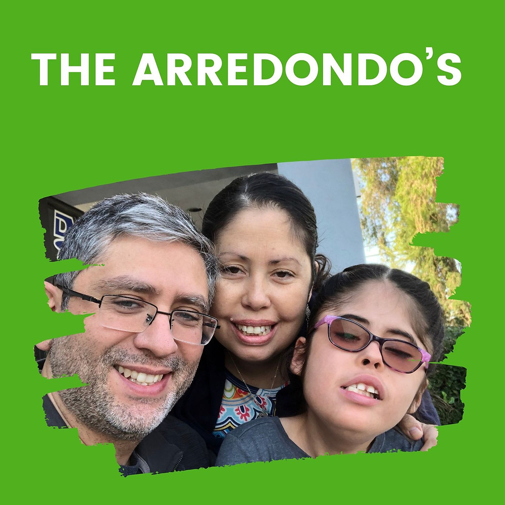 Picture of the Arredondo Family