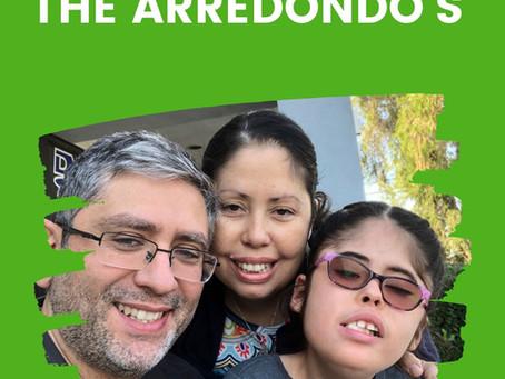 MEET THE ARREDONDO FAMILY