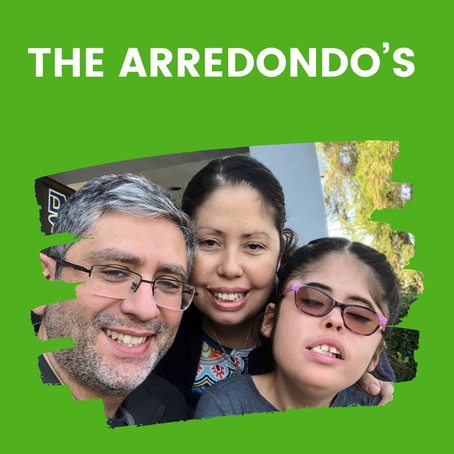 MEET THE ARREDONDO FAMILY