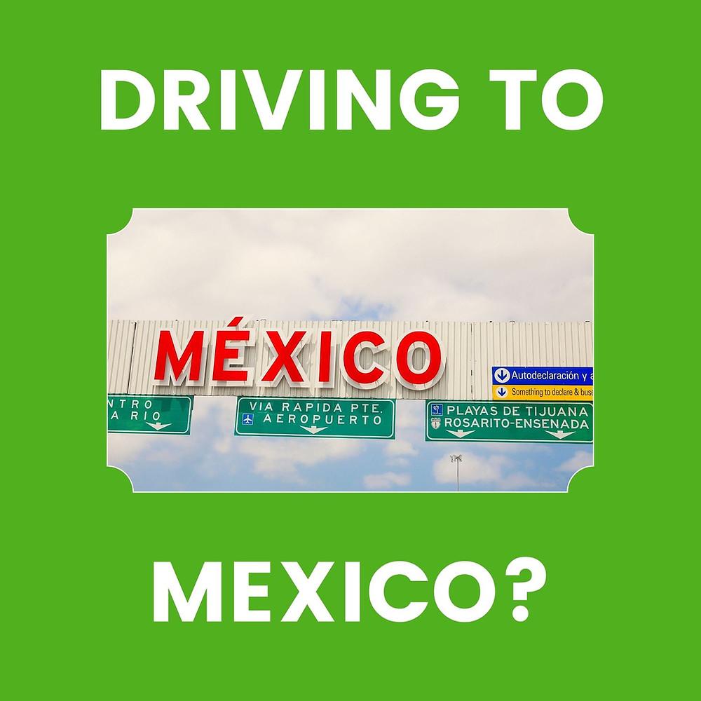 Image of Mexico Border