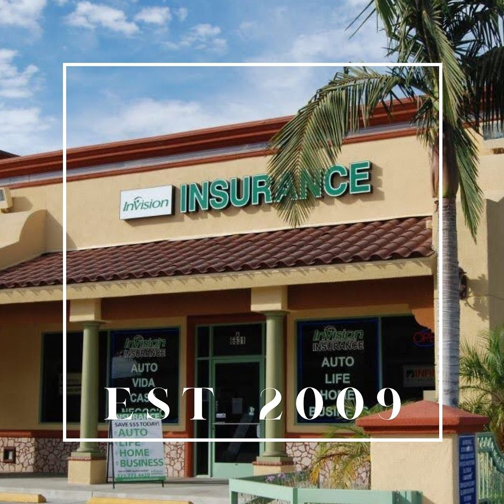 InVision office in Bell Gardens with established in 2009 message