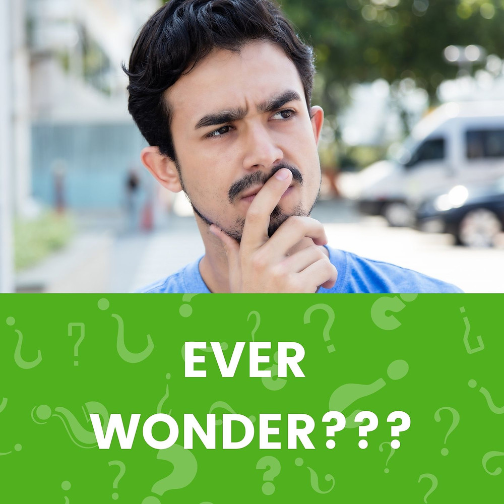 Man thinking about auto insurance question