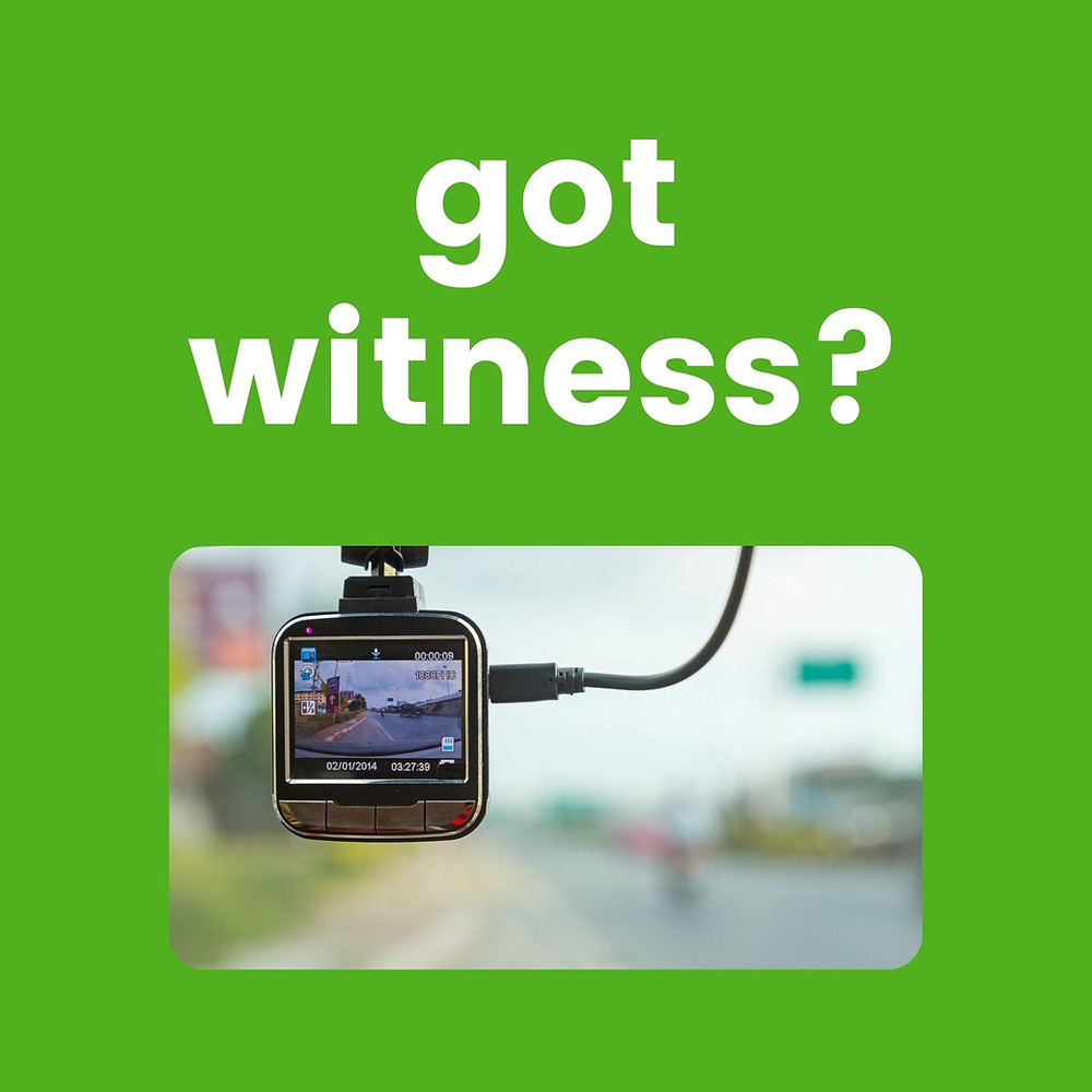 Picture of car DVR