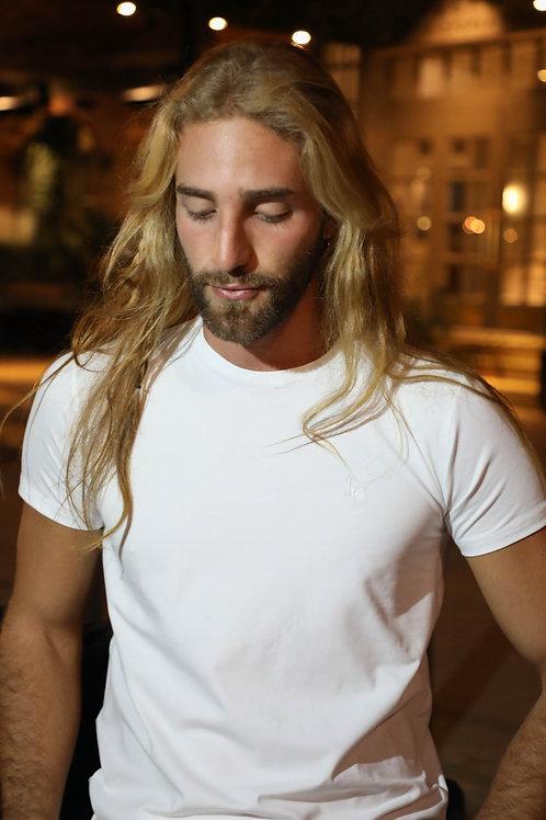 T-shirt bordado LC