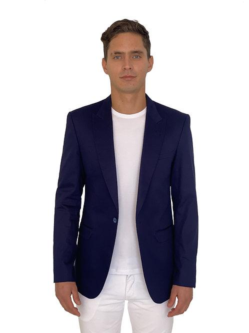 Blazer Clásico Azul