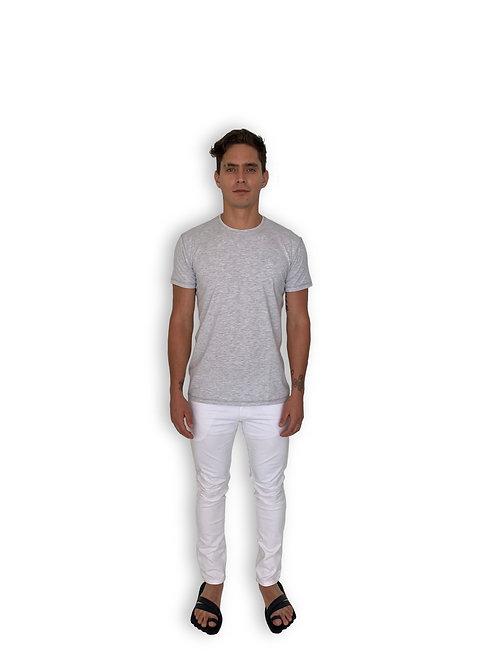 T-Shirt Básica Gris