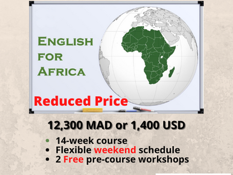 Reduction in the Price of our Fully Online CELTA Course
