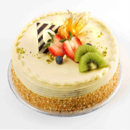 Durian Mousse Cake (18cm)