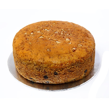 Butter Walnut Cake