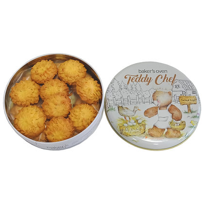 Teddy Chef - Salted Egg Cookies