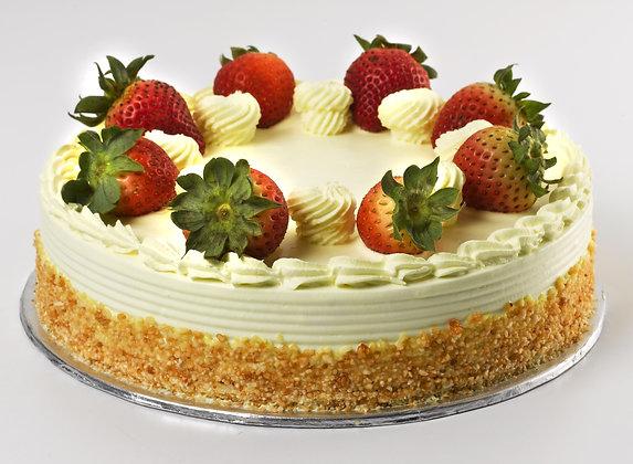 Swiss Carrot Cake (18cm)
