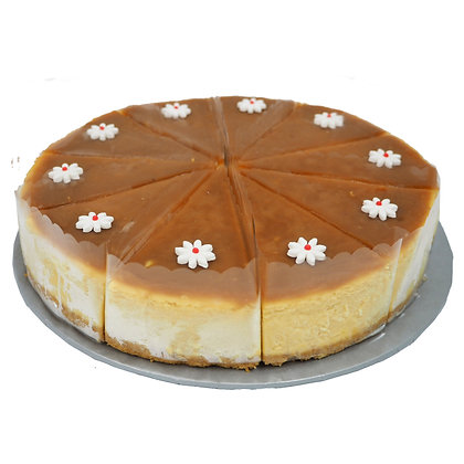 Salted Caramel Cheese Cake