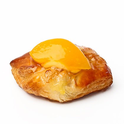 Mini Peach Danish