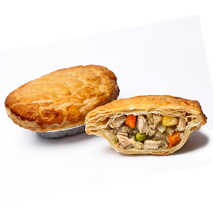 Chicken Pie (B)