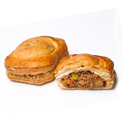 Mini Blackpepper Chicken Pie