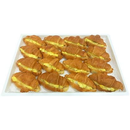 Mini Egg Mayonnaise Croissant