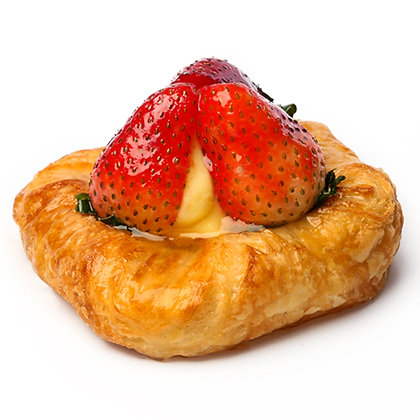 Strawberry Danish (B)