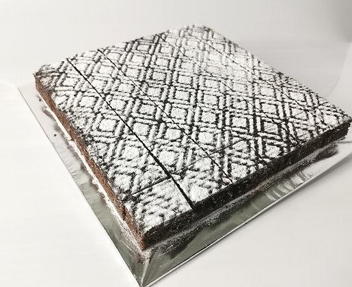 巧克力泥蛋糕
