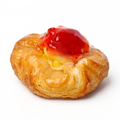 Mini Strawberry Danish (A)