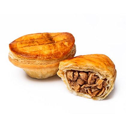 Mini Mushroom Pie