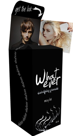 Whatever - Package Design