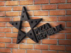 logo pizza republik