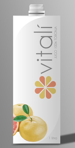 Vitali - Package Design