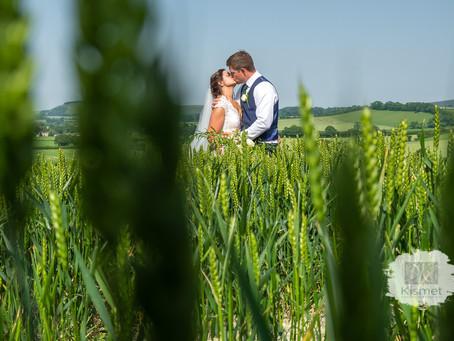 Wedding Love Stories: Dulcie and George