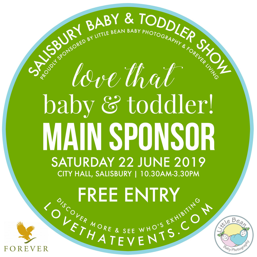 MAIN SPONSOR - BABY AND TODDLER SHOW (JP