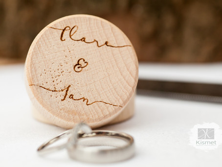Wedding Love Stories: Clare and Ian