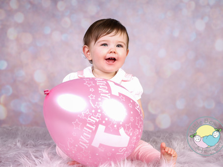 Planning Your First Birthday Party!