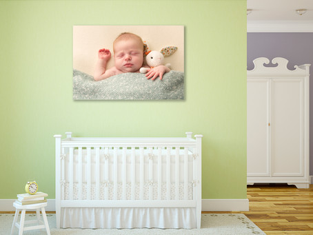 Artwork Inspiration for your Nursery