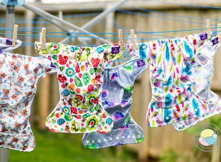 Keeping it Natural with Cloth Nappies.
