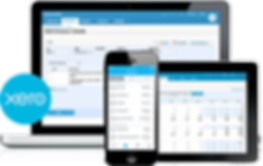 Xero, small business accounting cloud software.